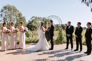 Marriage Marriage Celebrants at Glen Erin Vineyard