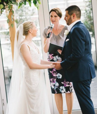 Melbourne Marriage Celebrant Meriki Comito