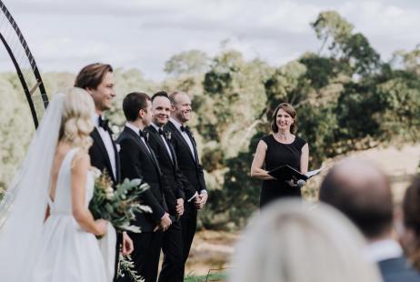 Melbourne Celebrants at The Farm Yarra Valley