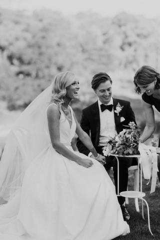 Yarra Valley Weddings with Melbourne Marriage Celebrant Meriki Comito