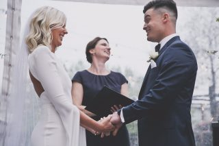 Weddings on the Deck at Circa with Melbourne Celebrant Meriki