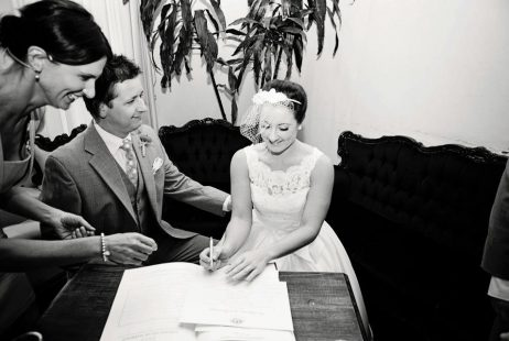 Yarraville Weddings with Melbourne Celebrant Meriki Comito