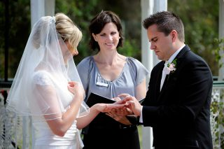 Buttleigh Wootton Weddings with Melbourne Marriage Celebrant Meriki Comito