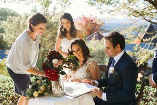 Marriage Celebrants in Daylesford