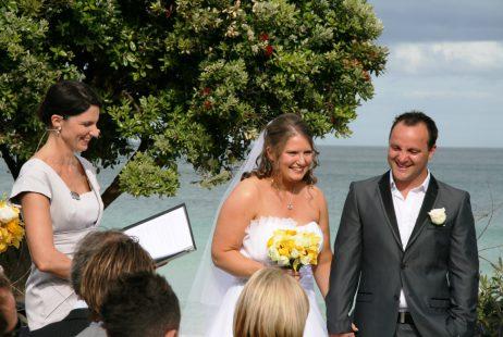 Lorne Weddings with Melbourne Celebrant Meriki Comito