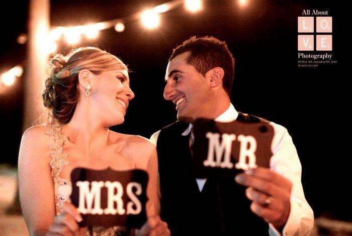 Melbourne Marriage Celebrant | Jenna & Chris's Riva St Kilda Wedding. Photo: www.allaboutlovephotography.com.au