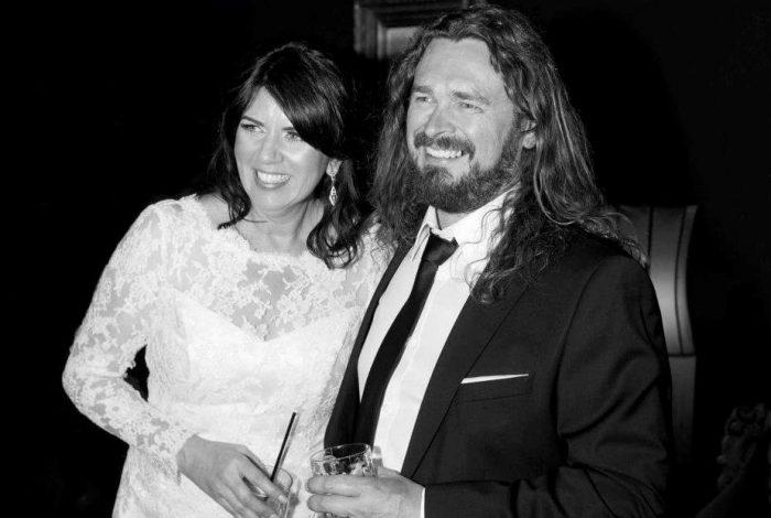 Melbourne Marriage Celebrant | Jackie & Dave's Fitzroy Garden Wedding