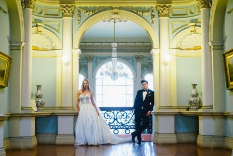 Wedding Celebrants Melbourne | Meriki Comito | Sophie + Brody's Werribee Mansion Wedding | Photo by Joseph Koprek
