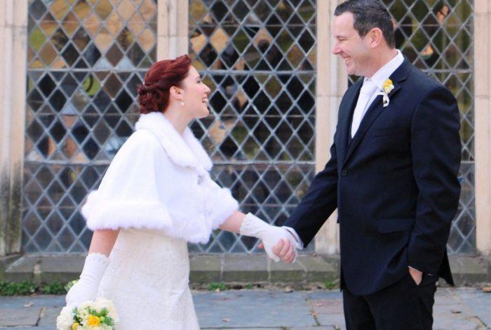 Melbourne Wedding Celebrant | Merikio Comito | Laura & Dean's Montsalvat Wedding