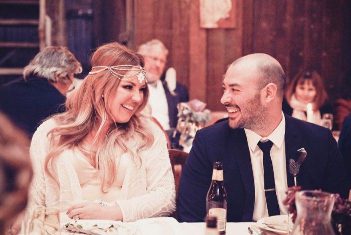 Melbourne Marriage Celebrant | Meriki Comito | Hilary & Ben's Rustic wedding | Photo: www.candidcaptures.com.au