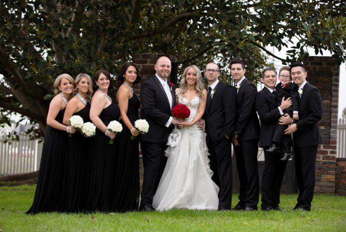 Melbourne Marriage Celebrant | Meriki Comito | Aleisha & Umberto's Little White Chapel Wedding