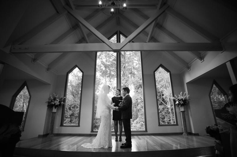 Tatra Chapel Wedding