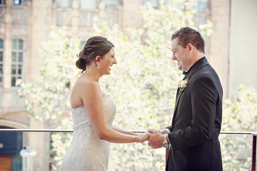 Melbourne Town Hall Wedding