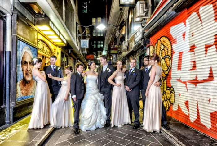 Melbourne Wedding Celebrant | Meriki Comito | Maree & Mike's Melbourne Town Hall Wedding | Photo:www.reidstudios.com