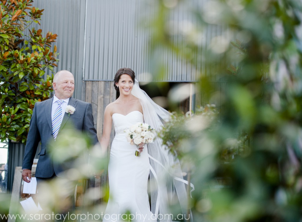 Clyde Park Vineyard Wedding