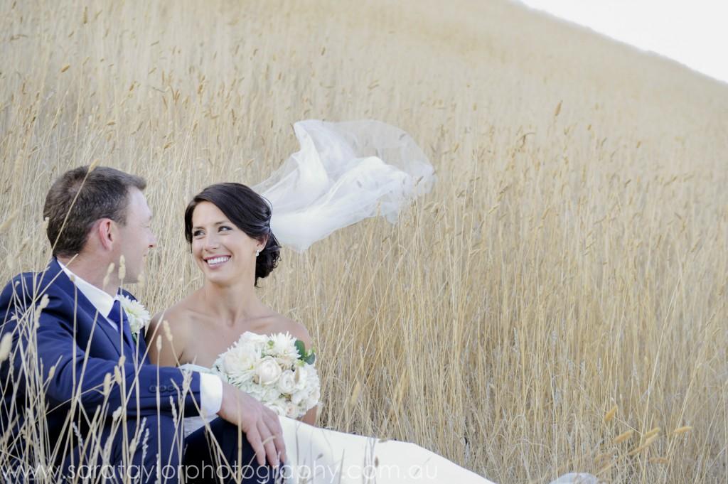 Clyde Park Vineyard Wedding