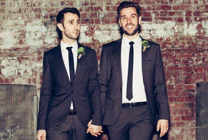 Melbourne Marriage Celebrant Meriki Comito | Nic & Jame's Collingwood Wedding | Photo: Vlad Savin
