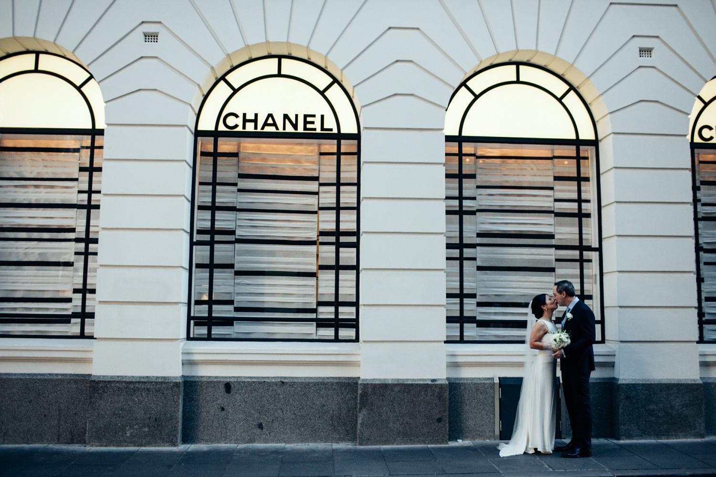 Grand Hyatt Melbourne Wedding