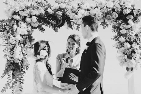 Melbourne City Weddings with Marriage Celebrant Meriki Comito