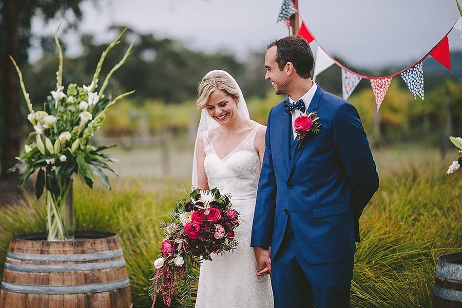 Mandala wines wedding