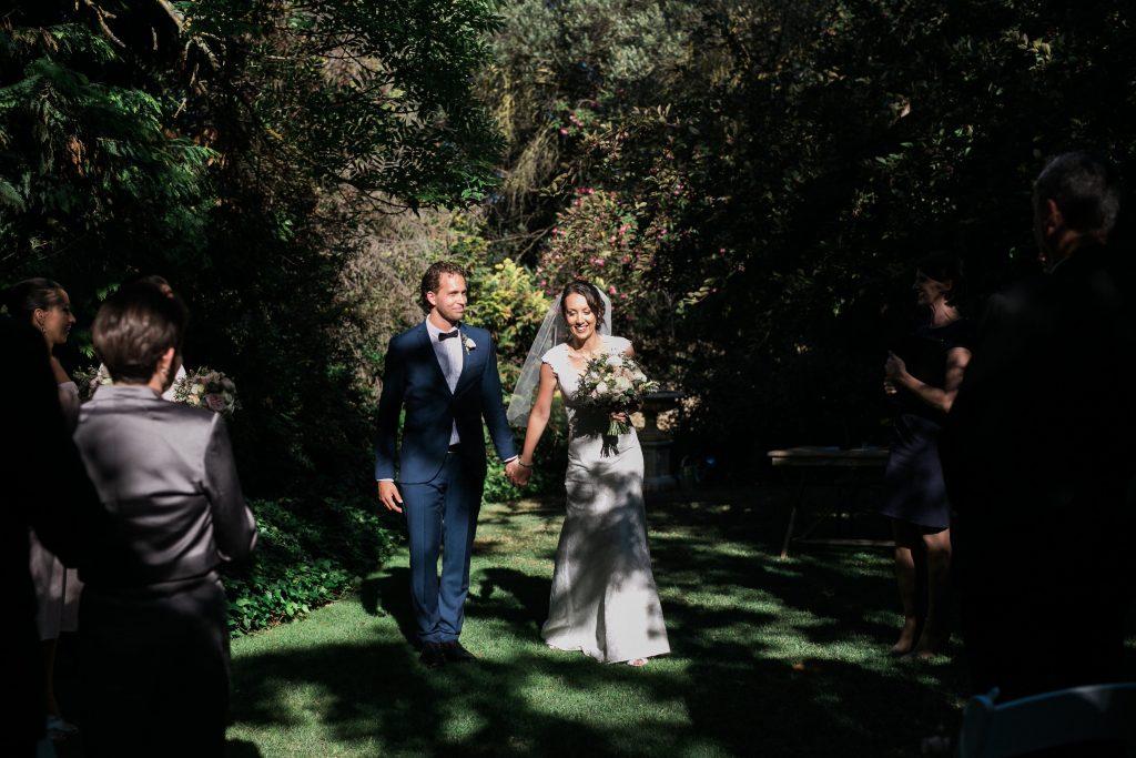 Chateau Doré Wedding