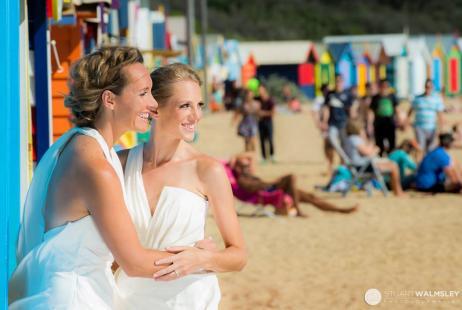 Beach Weddings at Brighton Beach