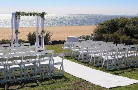 Beach Wedding at the Brighton Savoy