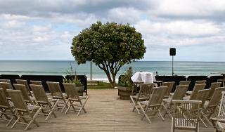 Lorne Beach Pavilion Weddings with Melbourne Celebrant Meriki Comito