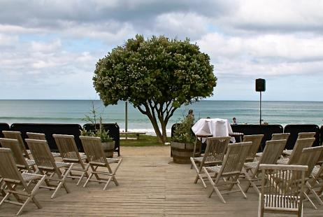 Beach Wedding at the Lorne Beach Pavilion