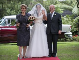 Beautiful Garden Wedding Ceremonies with Melbourne Celebrant Meriki Comito