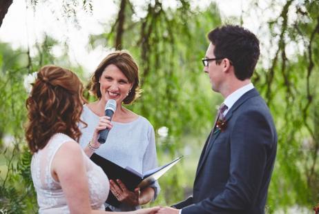 Melbourne Marriage Celebrant Meriki Comito