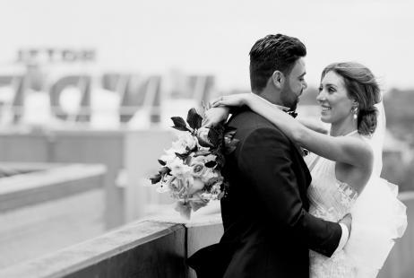 Gardens House Weddings with Melbourne Marriage Celebrant Meriki Comito
