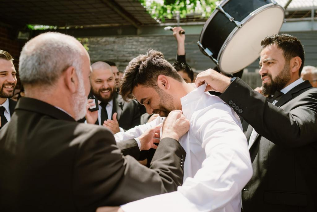 Lebanese Wedding Traditions