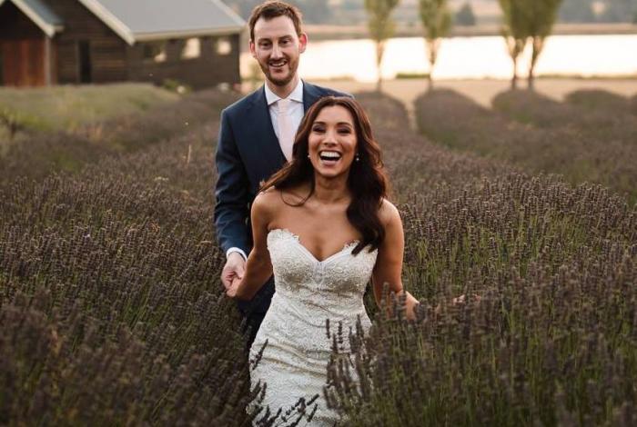 Melbourne Celebrant Meriki Comito | Brit + Alex's Sault daylesfor Wedding | Photo: www.pierrecurry.com