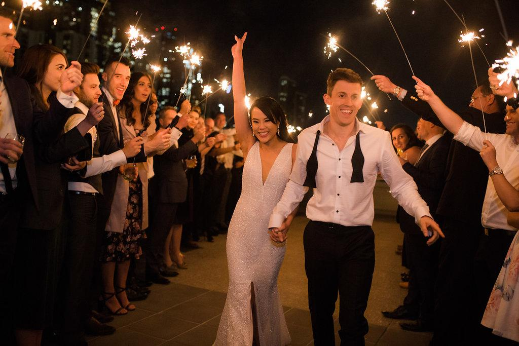 Luminare South Melbourne Wedding