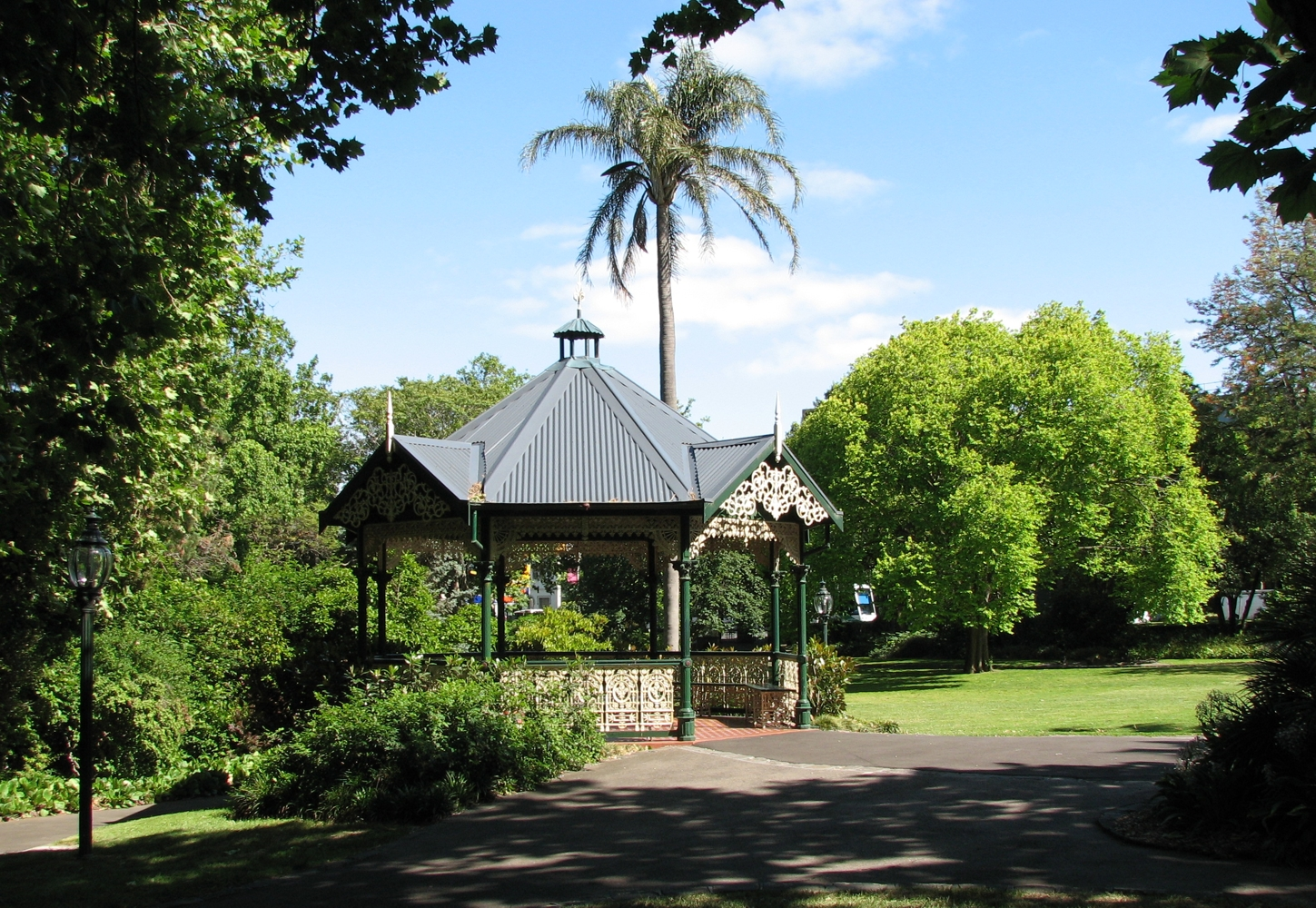 Alexandra Gardens Weddings