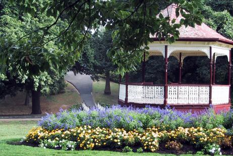 Canterbury Gardens Weddings Melbourne