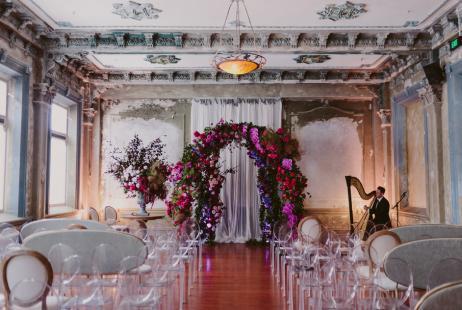 George Ballroom Weddings St Kilda