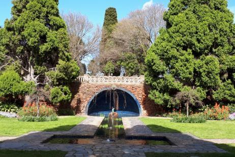 Pioneer Womens memorial (My Open Garden)
