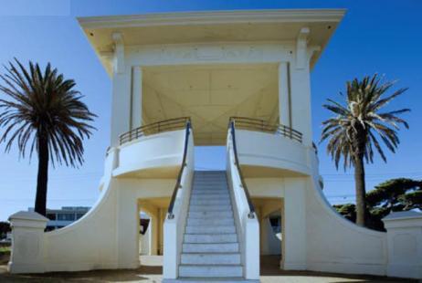 Saandringham Band Rotunda Weddings Melbourne