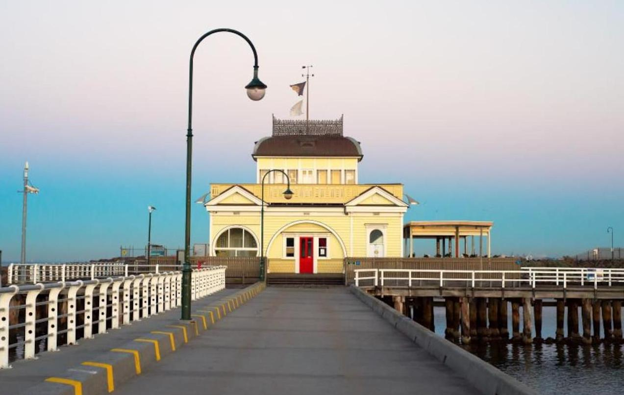 St Kilda Pier wedding ceremony location