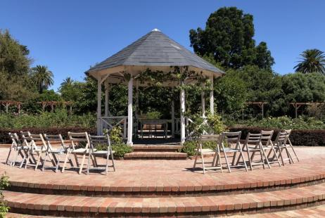 St Kilda Botanic Gardens Weddings