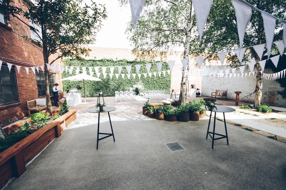 Butler Lane Wedding