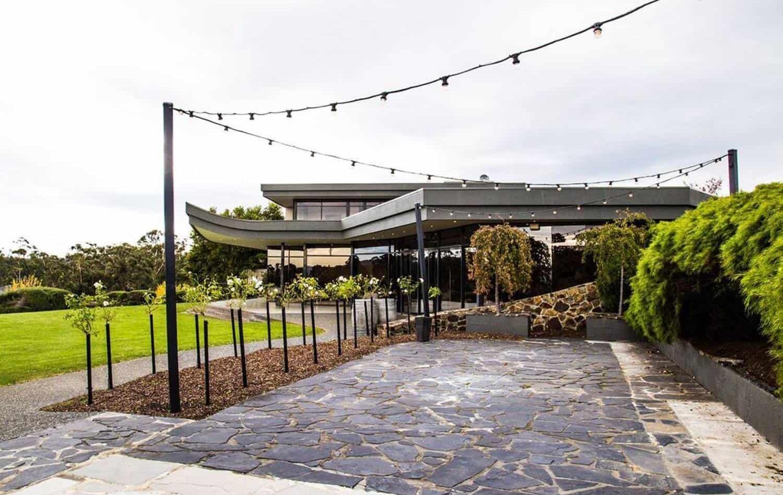 Vines of the Yarra Valley outdoor wedding ceremony location