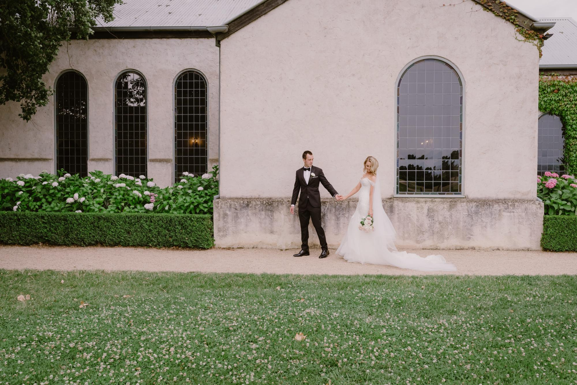 Stones of the Yarra Valley wedding