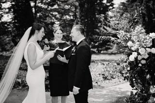Garden weddings in Melbourne