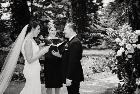 Garden weddings in Melbourne