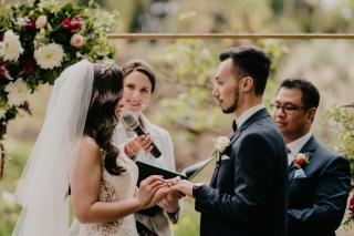 Rippon Lea Estate wedding and celebrant