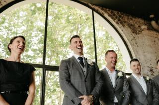 Panama Dining Room Weddings with Melbourne Celebrant Meriki Comito