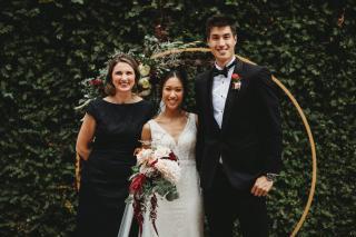 Butler Lane Weddings with Melbourne Celebrant Meriki Comito
